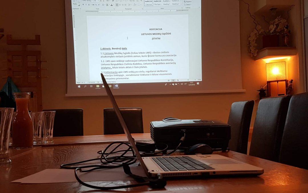 Išplėstinis LMS Tarybos ir Aktyvo posėdis
